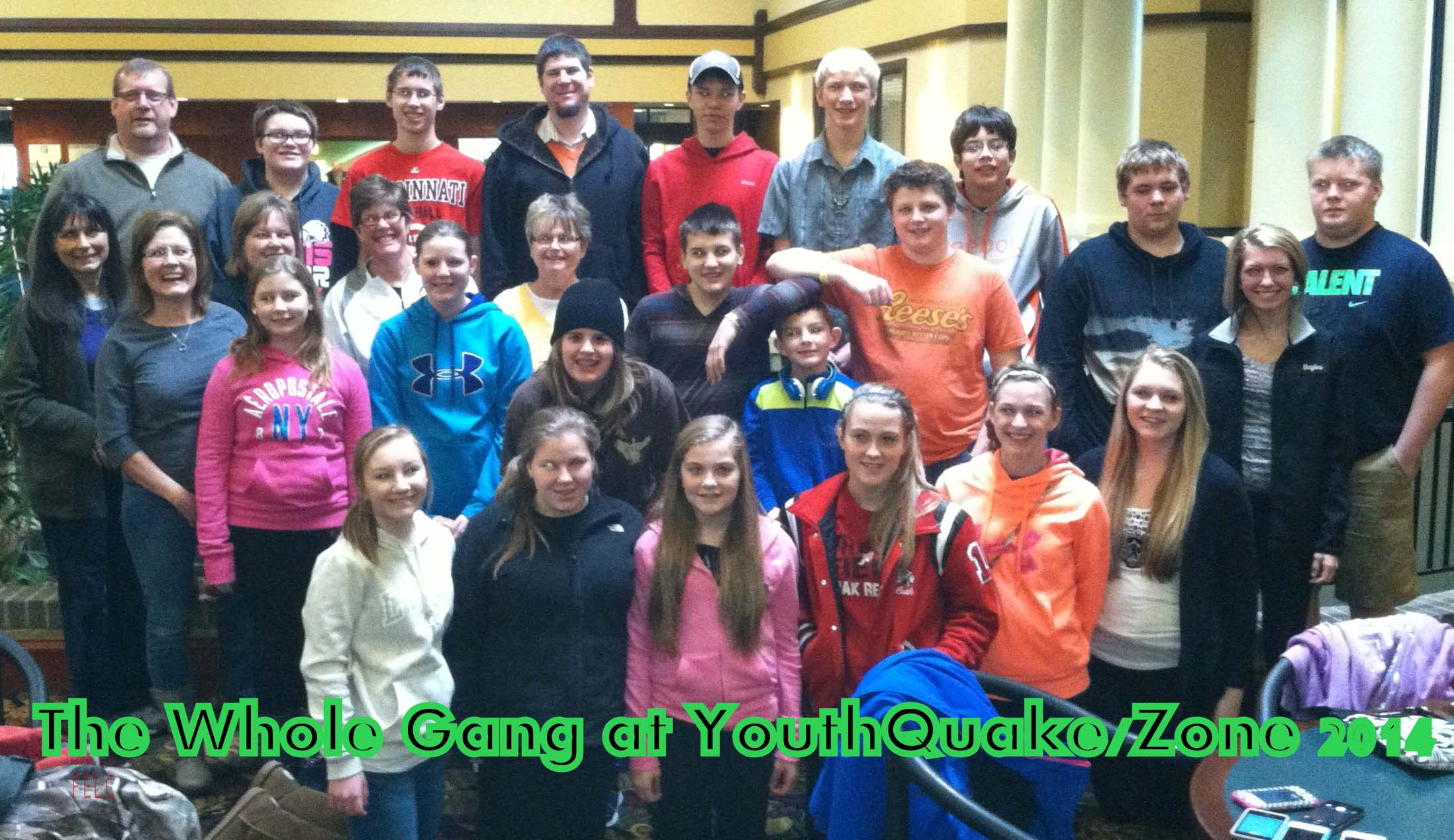 Youth Quake 2014